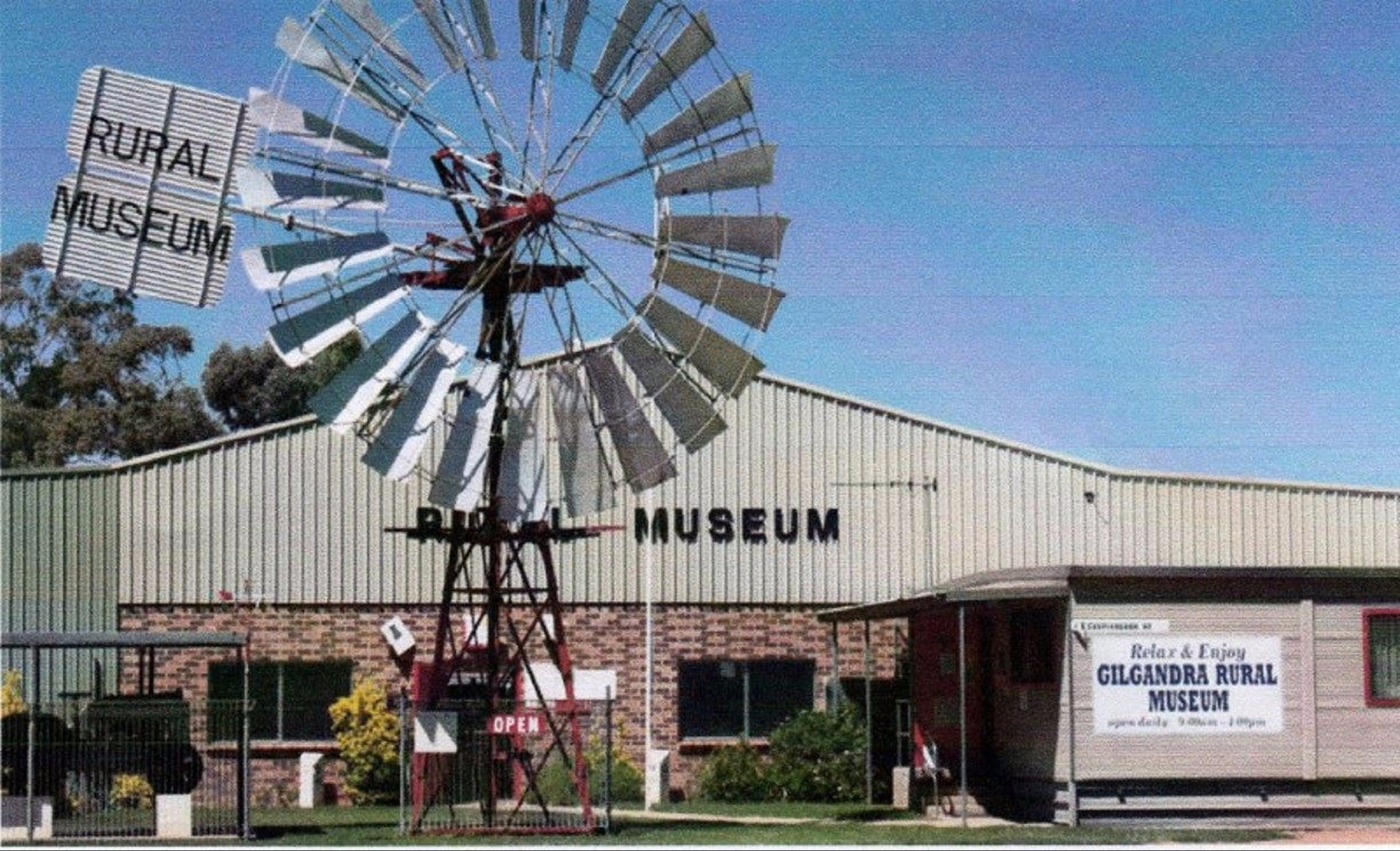 Gilgandra Rural Museum - Accommodation Mermaid Beach