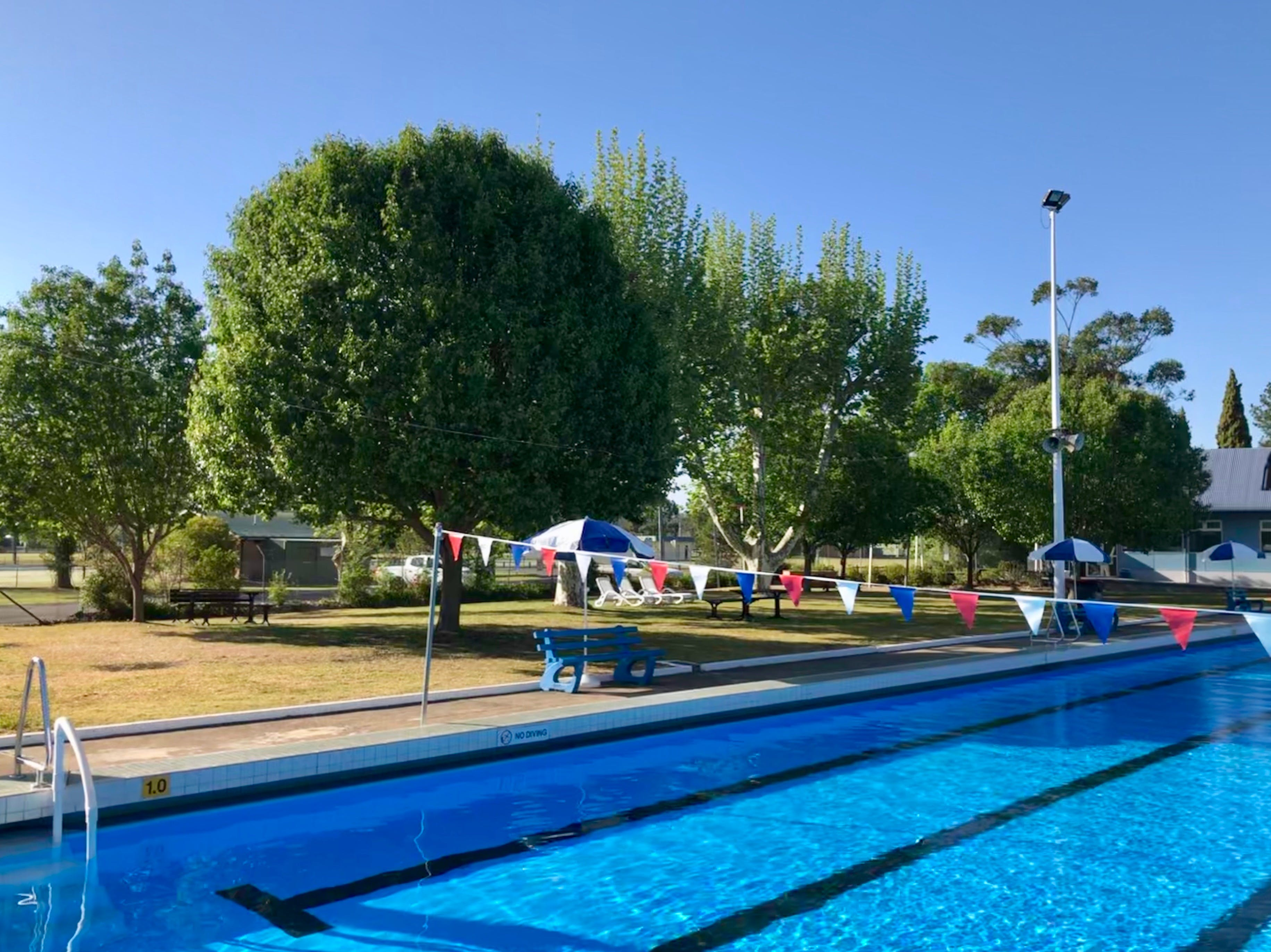 Gloucester Olympic Pool Complex - Accommodation Mermaid Beach