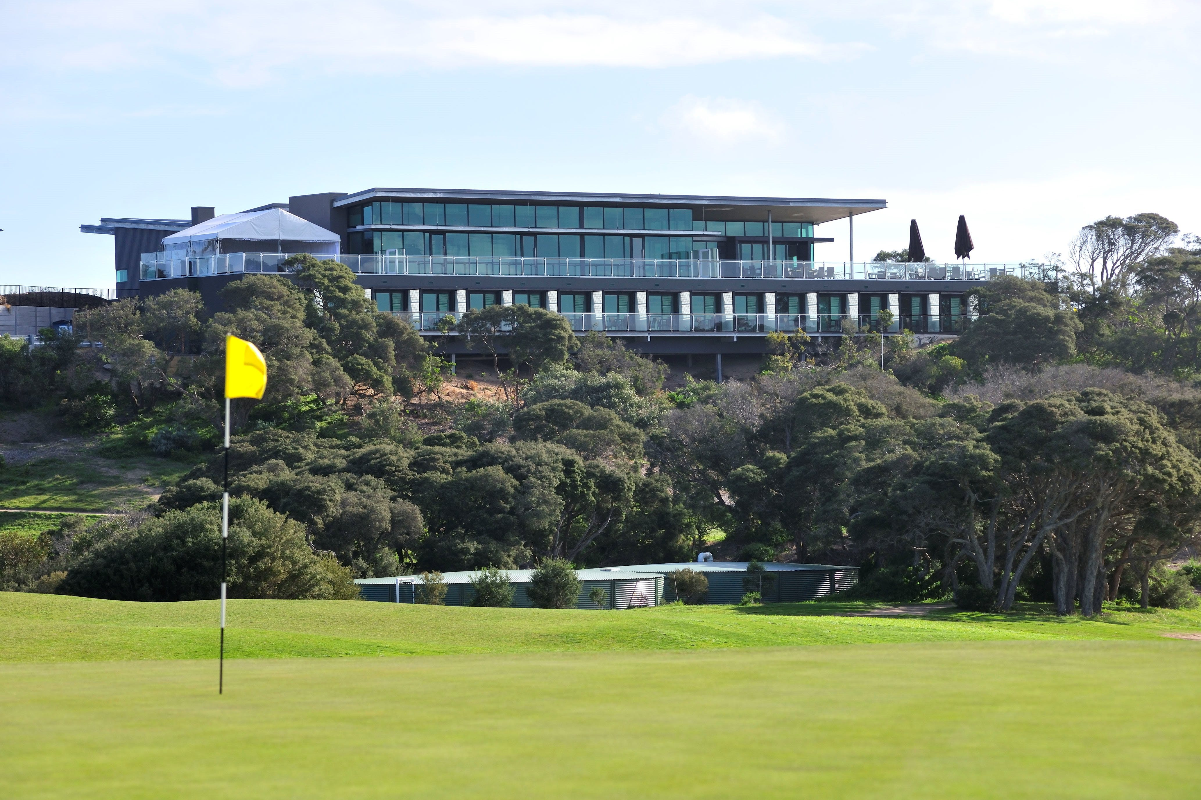 Portsea Golf Club - Accommodation Mermaid Beach