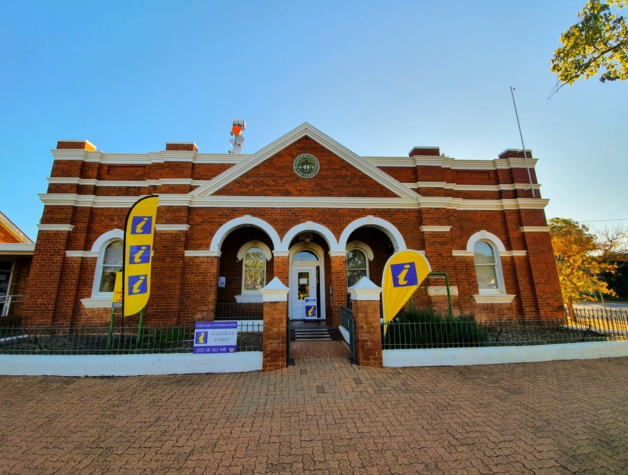 Cobar Visitor Information Centre - Accommodation Mermaid Beach