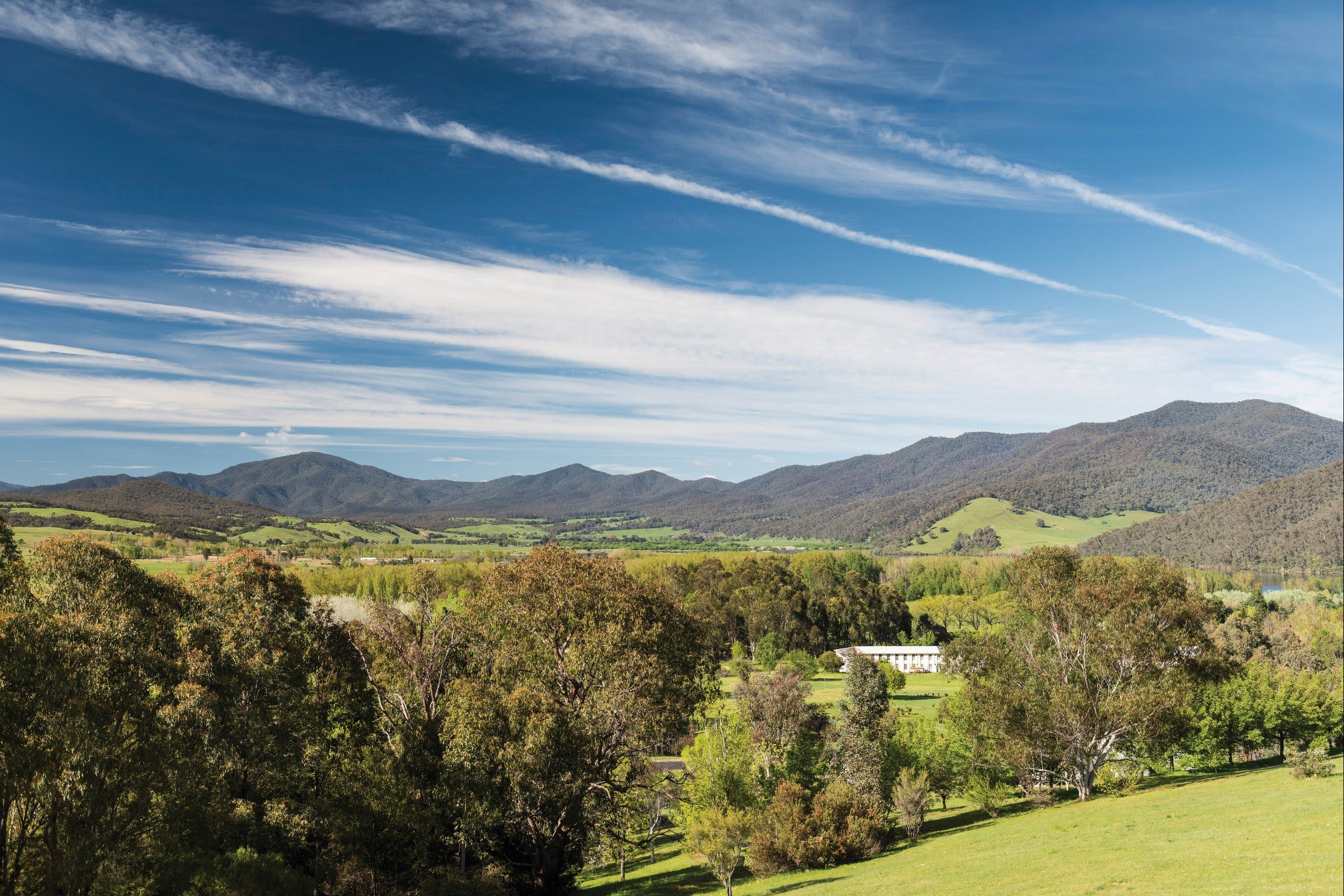 Corryong - Accommodation Mermaid Beach
