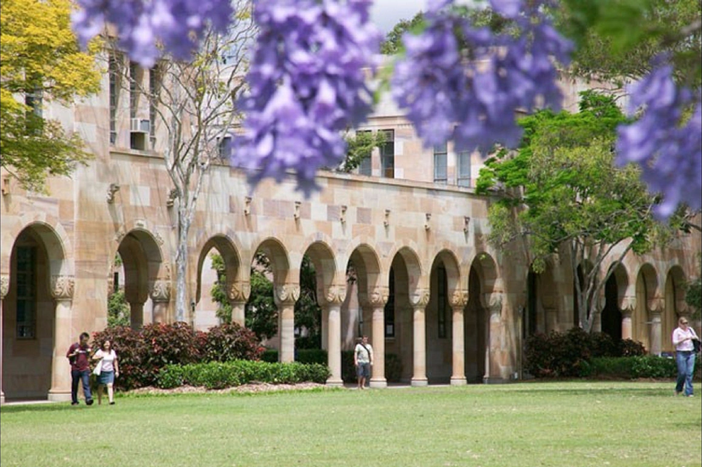 The University of Queensland - Accommodation Mermaid Beach