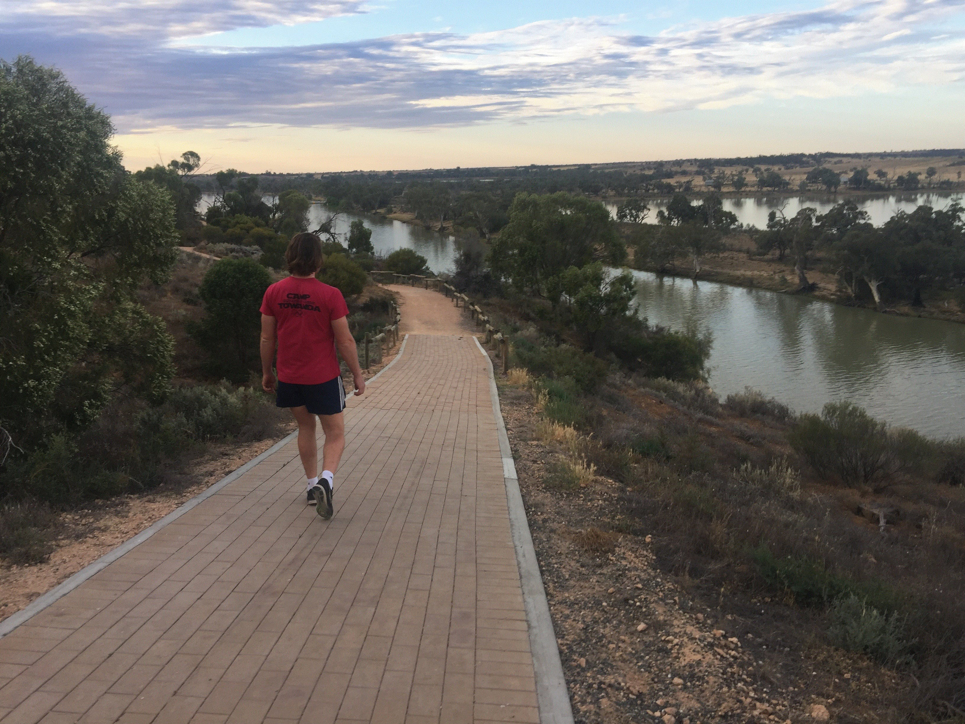 Waikerie Rotary Cliff Top Walk - Accommodation Mermaid Beach
