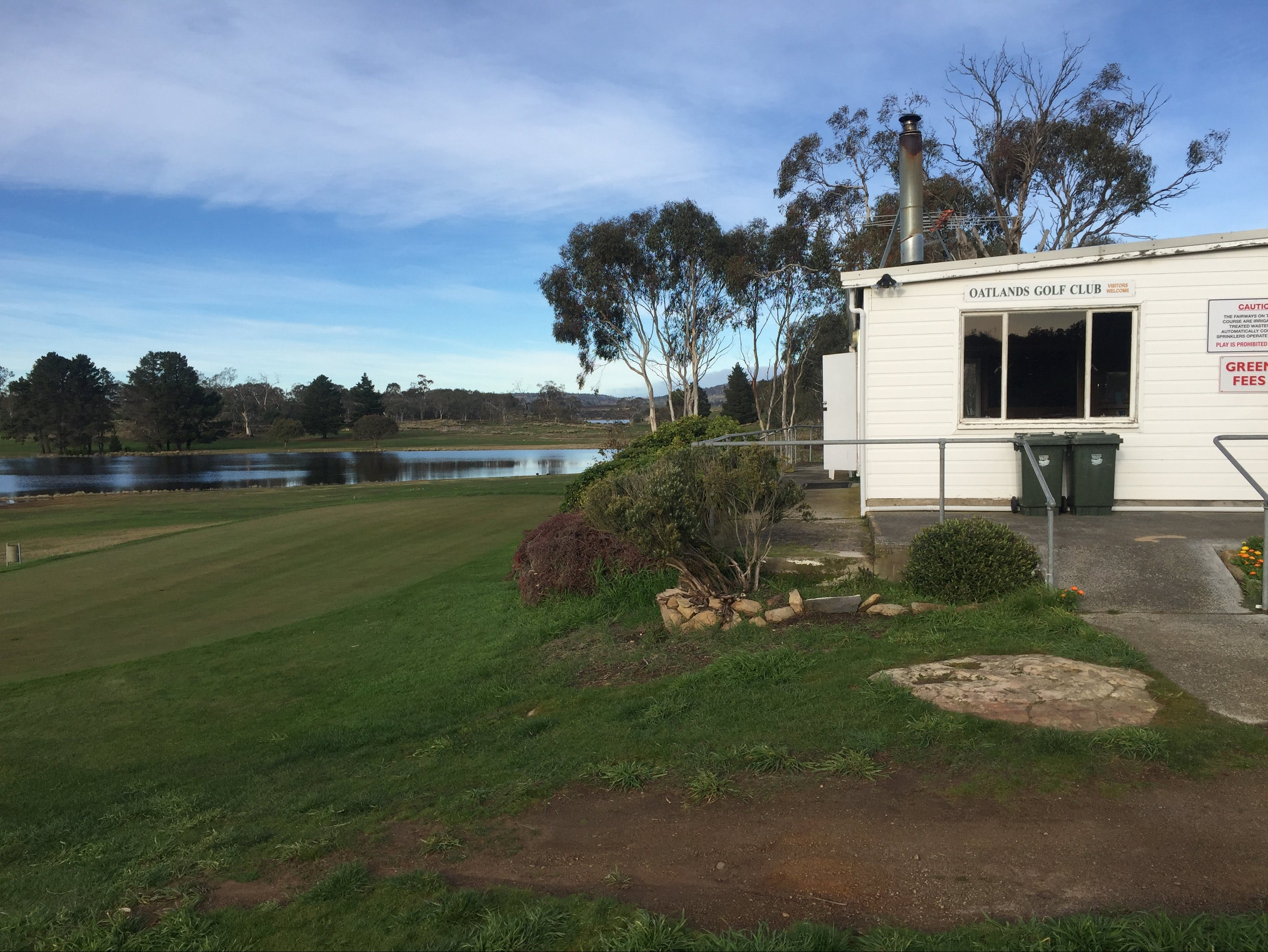 Oatlands Golf Course - Accommodation Mermaid Beach