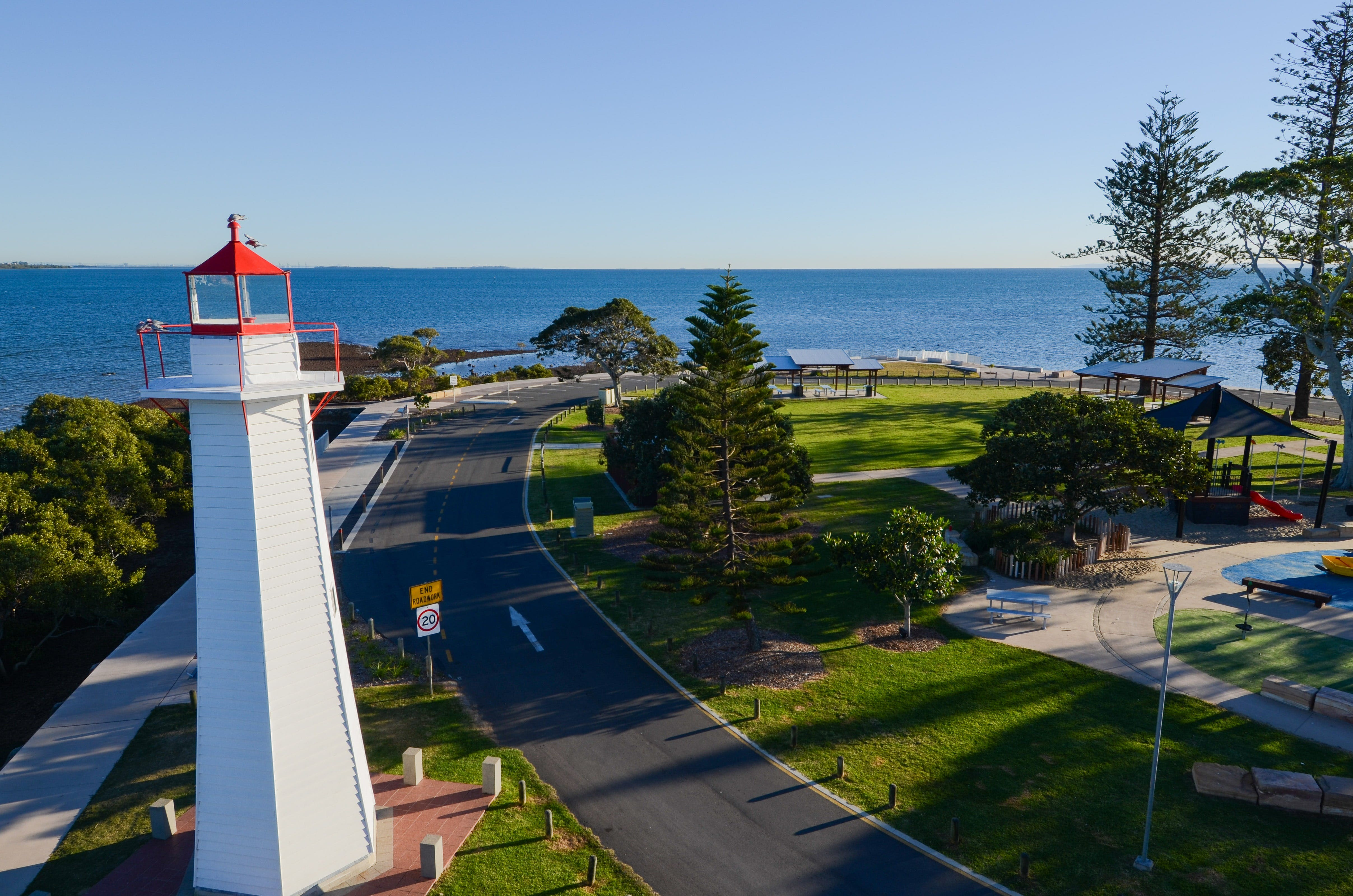 Cleveland Point Reserve - Accommodation Mermaid Beach