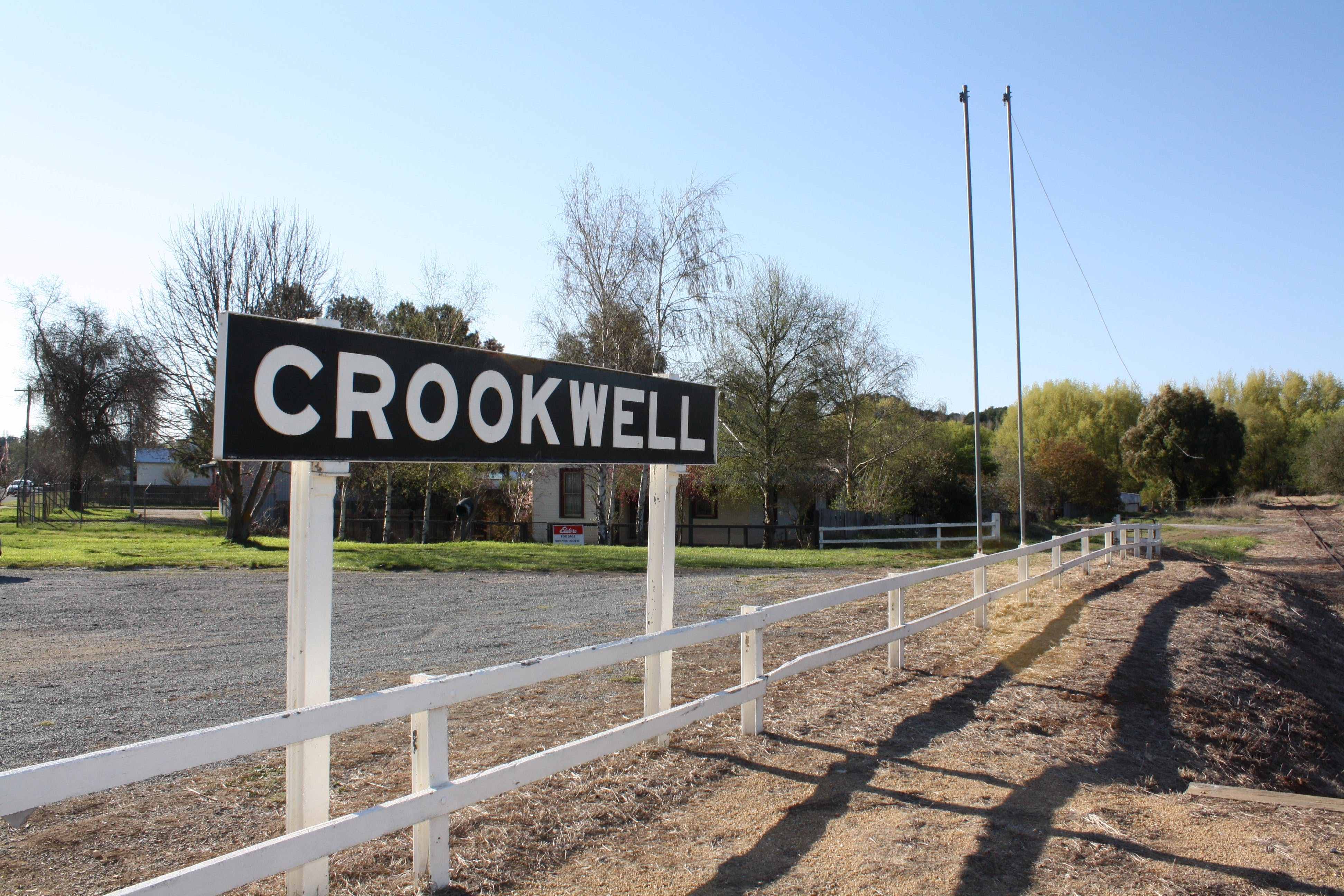 Crookwell Railway Station - Accommodation Mermaid Beach