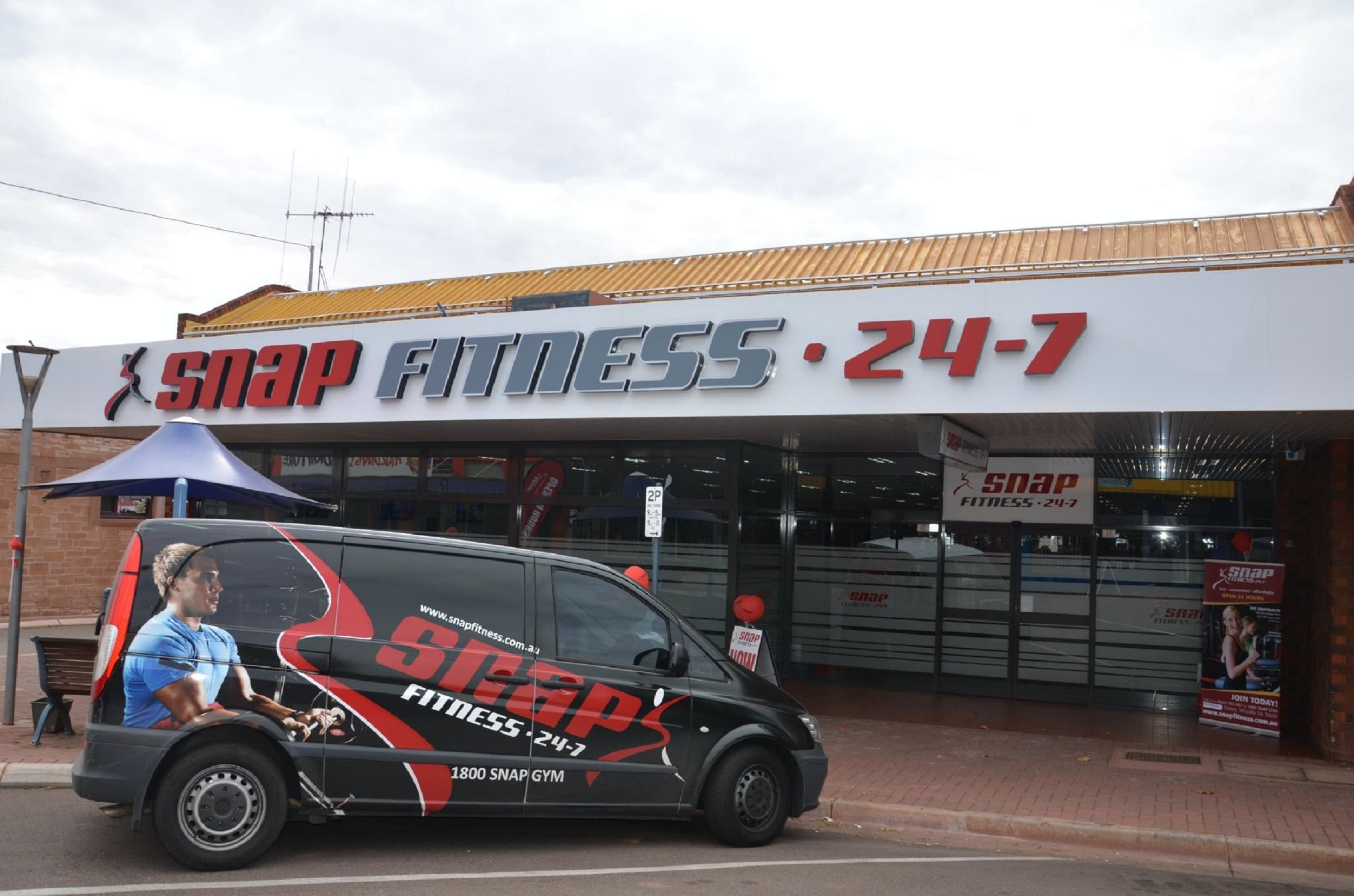 Snap Fitness Whyalla 24/7 gym - Accommodation Mermaid Beach