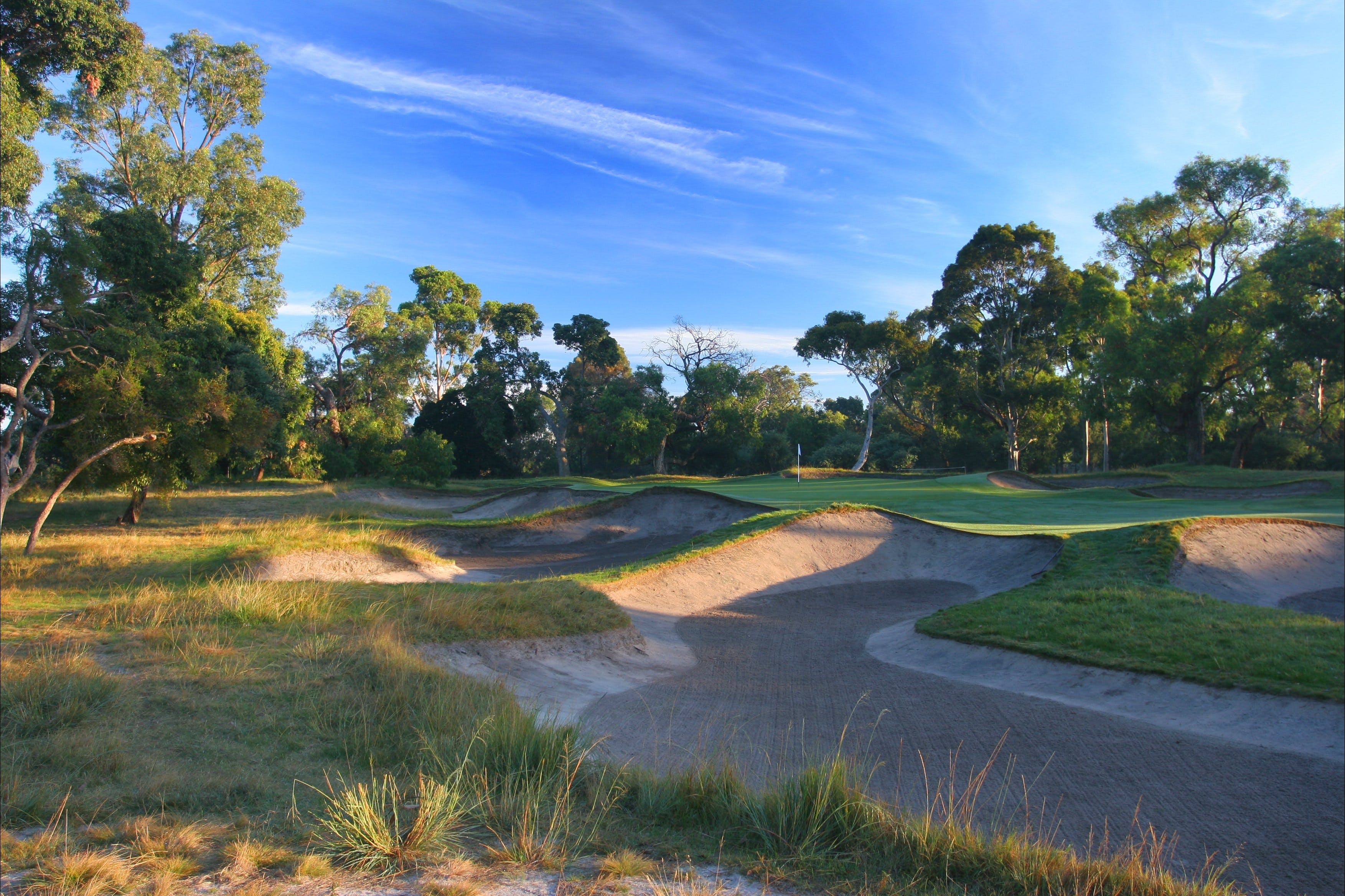 Woodlands Golf Club - Accommodation Mermaid Beach