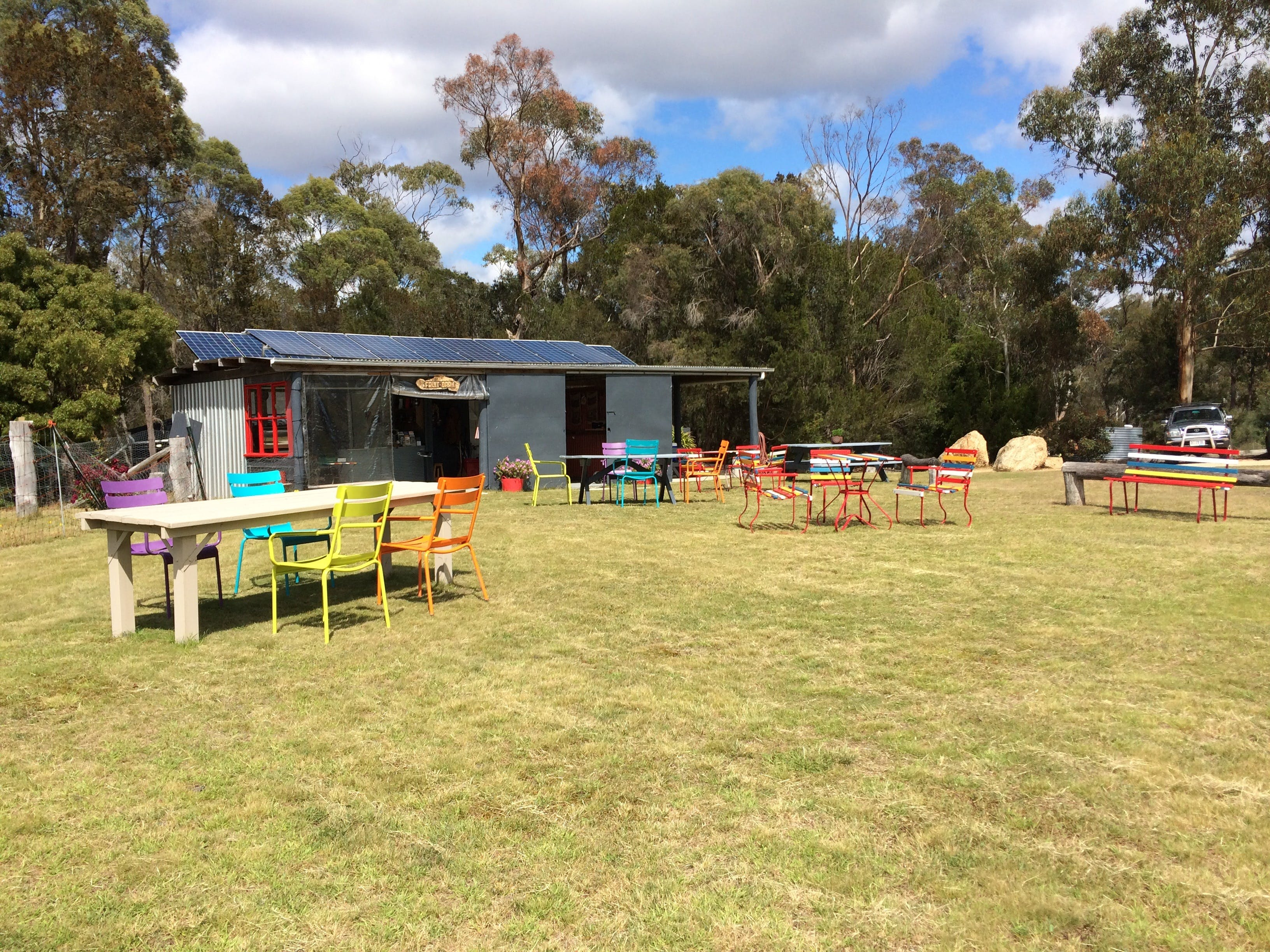 Cerisebrook Orchard and Family Golf - Accommodation Mermaid Beach