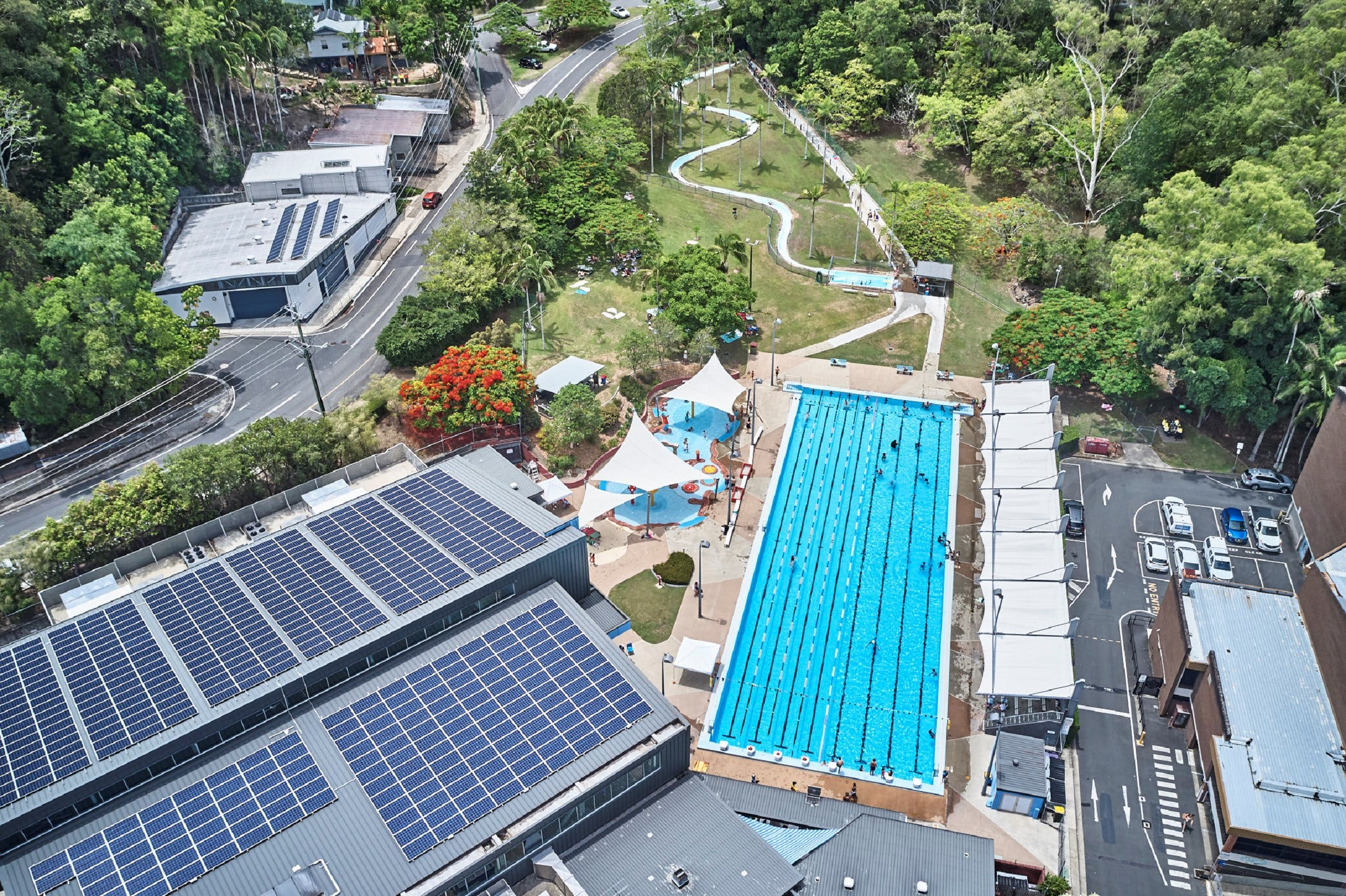Tweed Regional Aquatic Centre - Murwillumbah - Accommodation Mermaid Beach