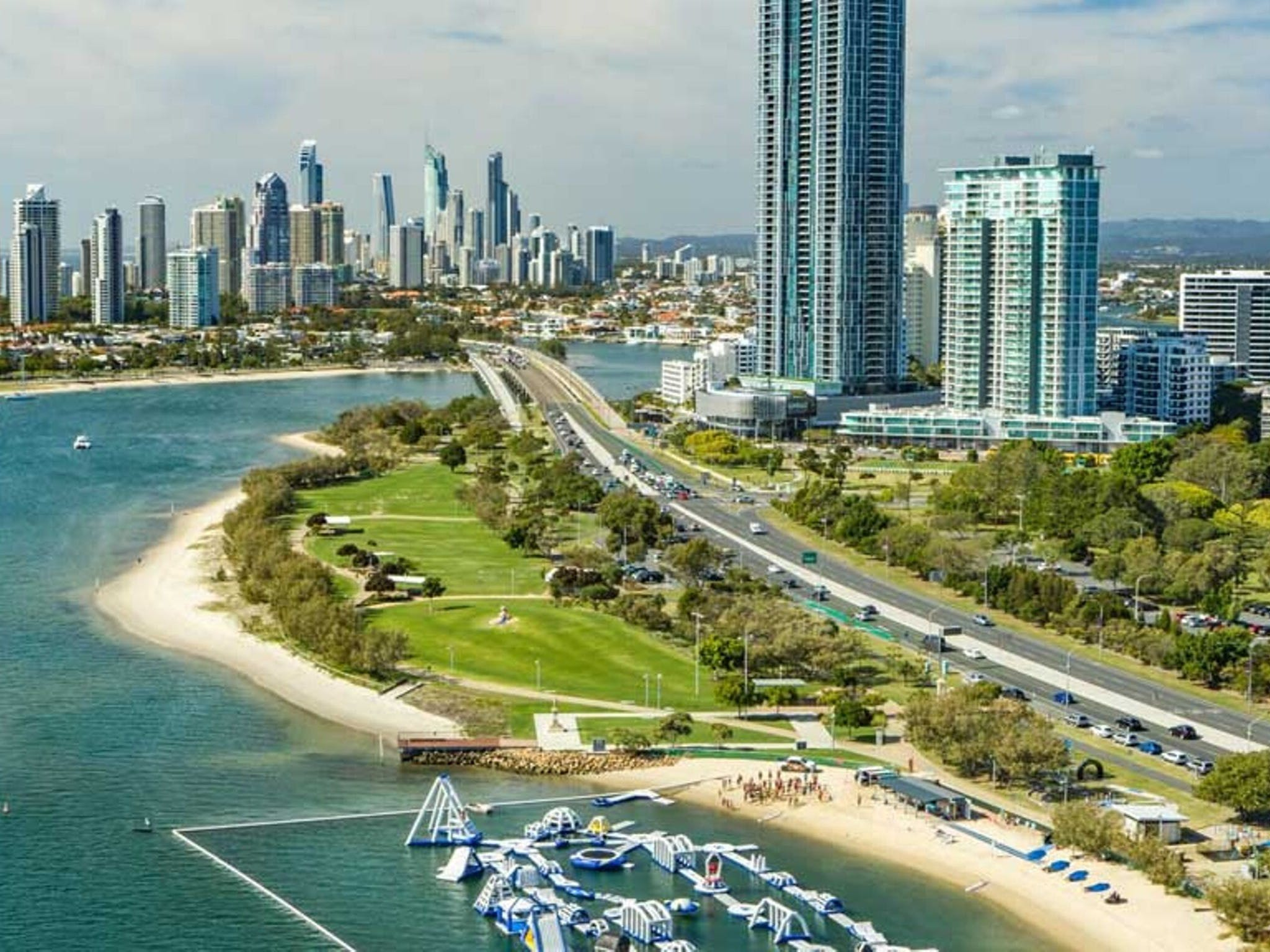 Broadwater Parklands - Accommodation Mermaid Beach