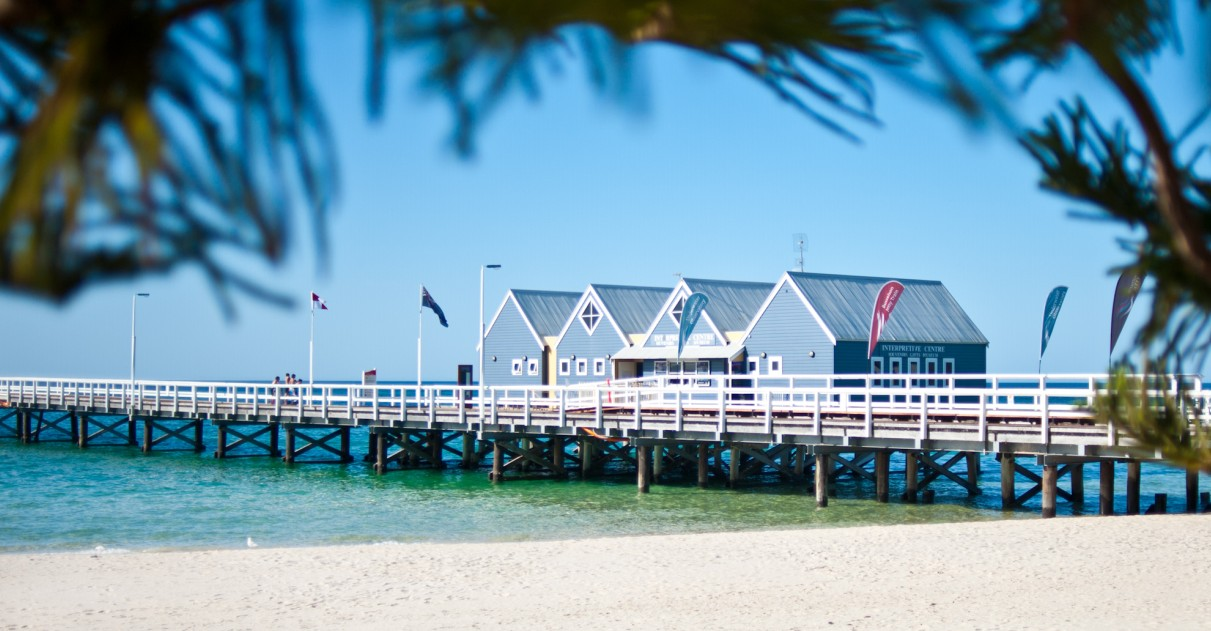 Busselton Jetty  Underwater Observatory Tour - Accommodation Mermaid Beach