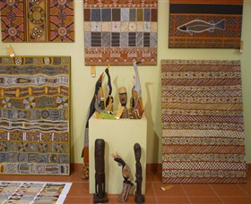 Tiwi Design Aboriginal Corporation - Accommodation Mermaid Beach