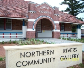 Northern Rivers Community Gallery - Accommodation Mermaid Beach