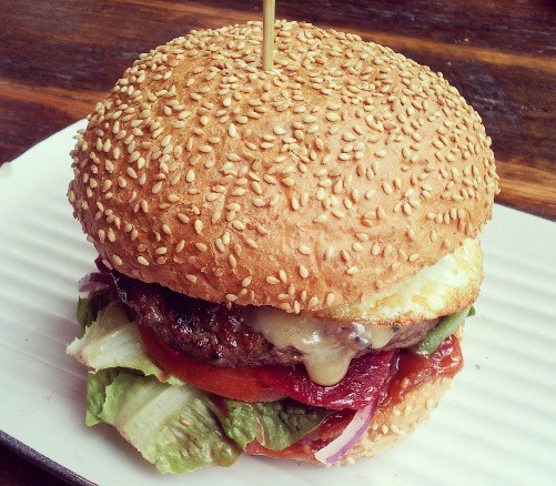 Grill'd Healthy Burgers - Accommodation Mermaid Beach