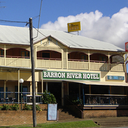 Barron River Hotel - Accommodation Mermaid Beach
