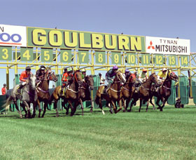 Goulburn and District Racing Club - Accommodation Mermaid Beach