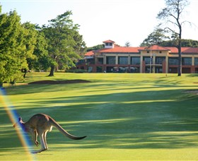 Royal Canberra Golf Club - Accommodation Mermaid Beach