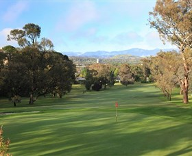 Federal Golf Club - Accommodation Mermaid Beach