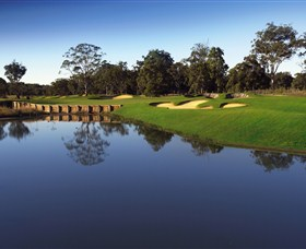 Kooindah Waters Golf Club - Accommodation Mermaid Beach
