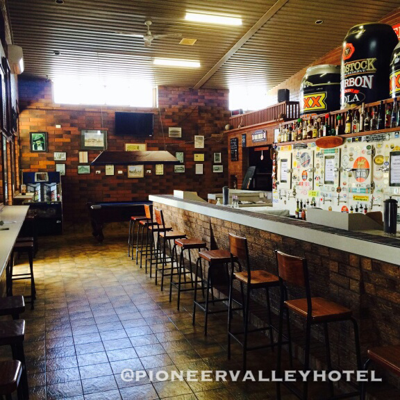 Pioneer Valley Hotel - Accommodation Mermaid Beach