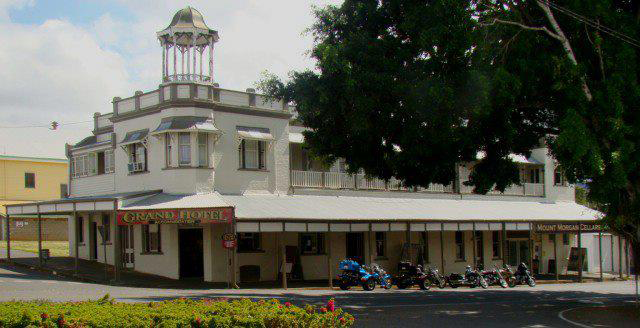 Grand Hotel (Mount Morgan)