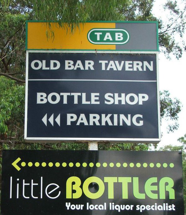Old Bar Tavern - Accommodation Mermaid Beach