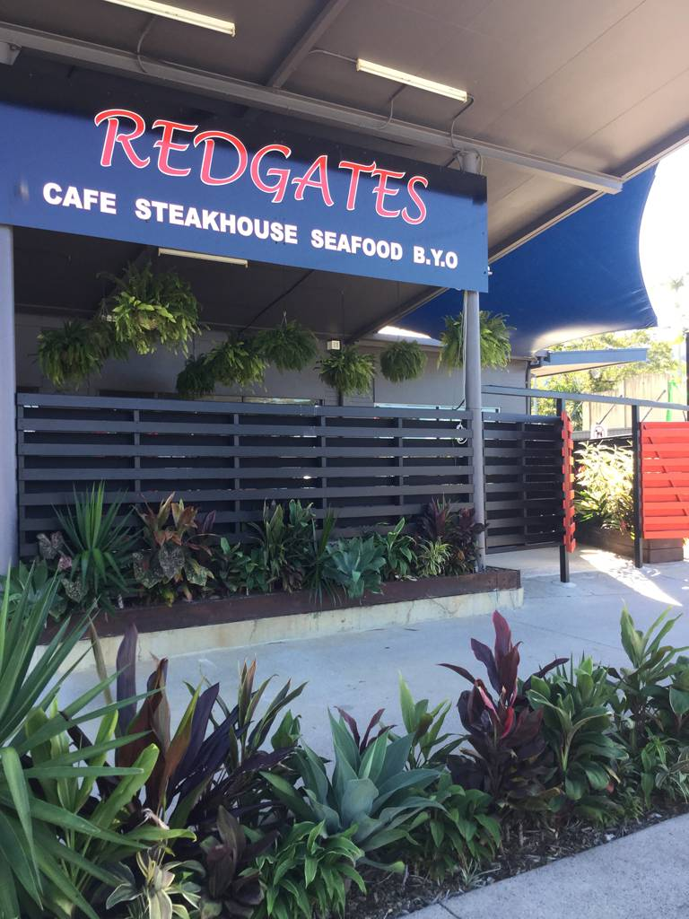 Redgates Caf Steakhouse Seafood - Accommodation Mermaid Beach