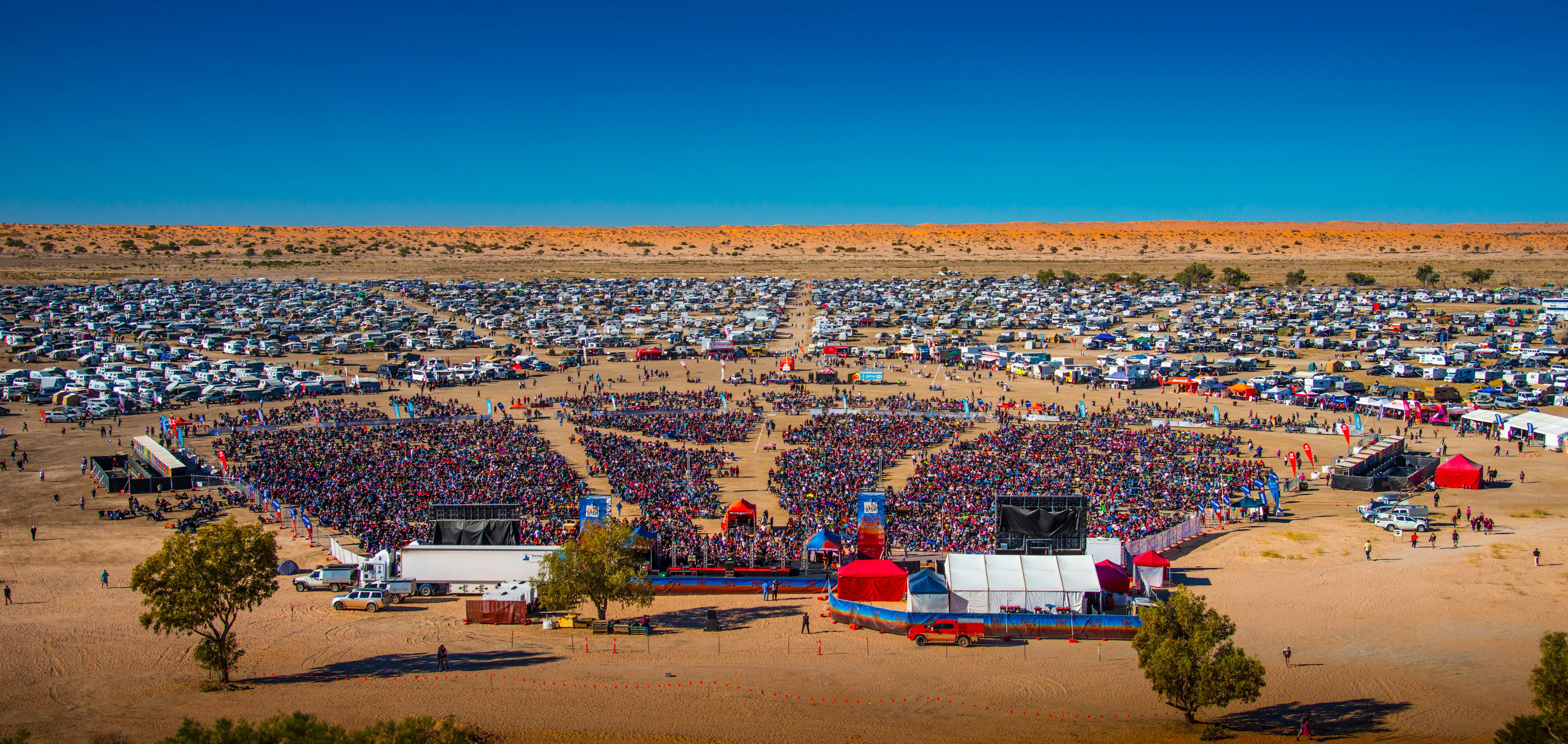 Birdsville Big Red Bash - Accommodation Mermaid Beach