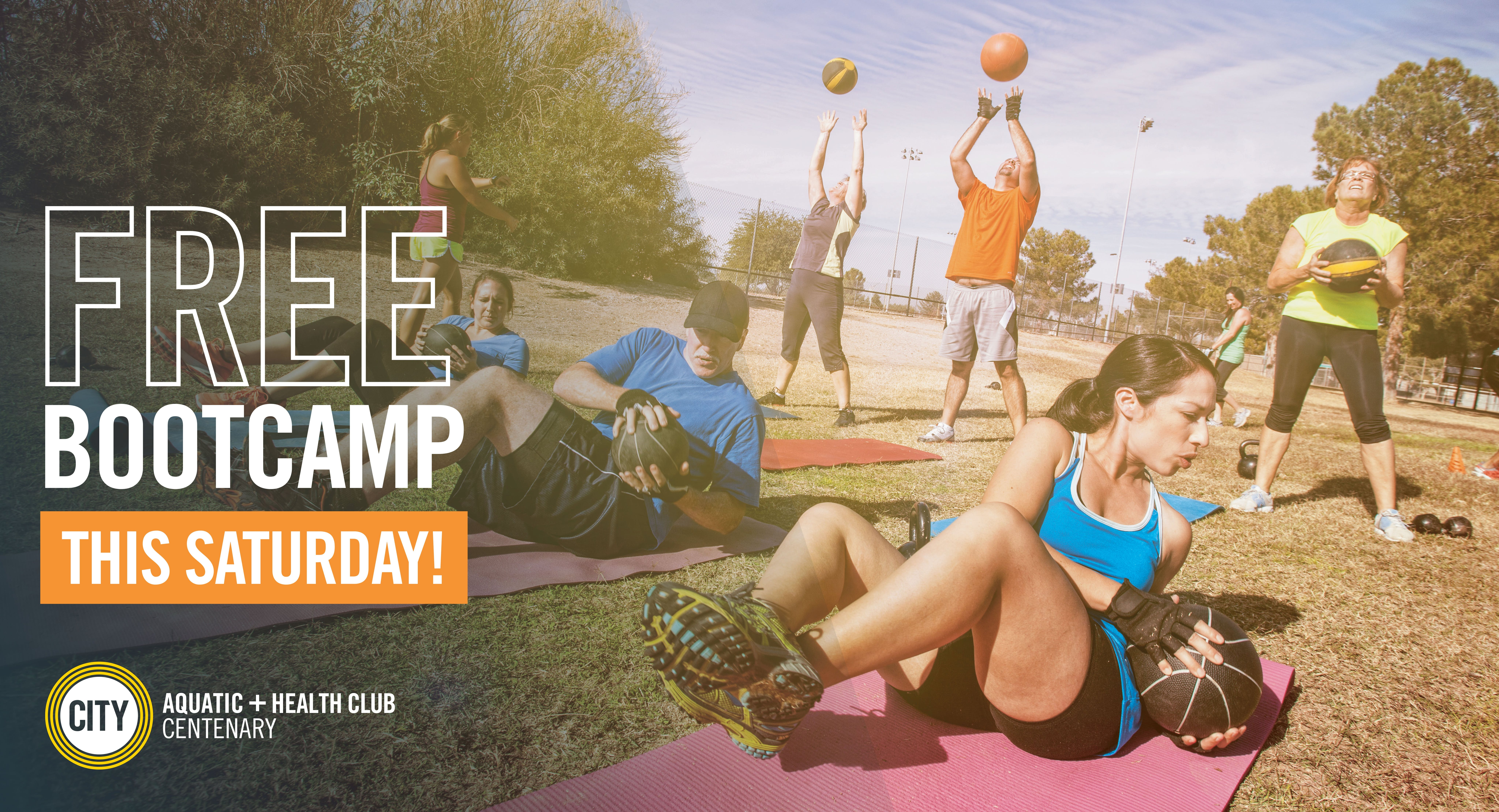 Free City Health Bootcamp - Accommodation Mermaid Beach