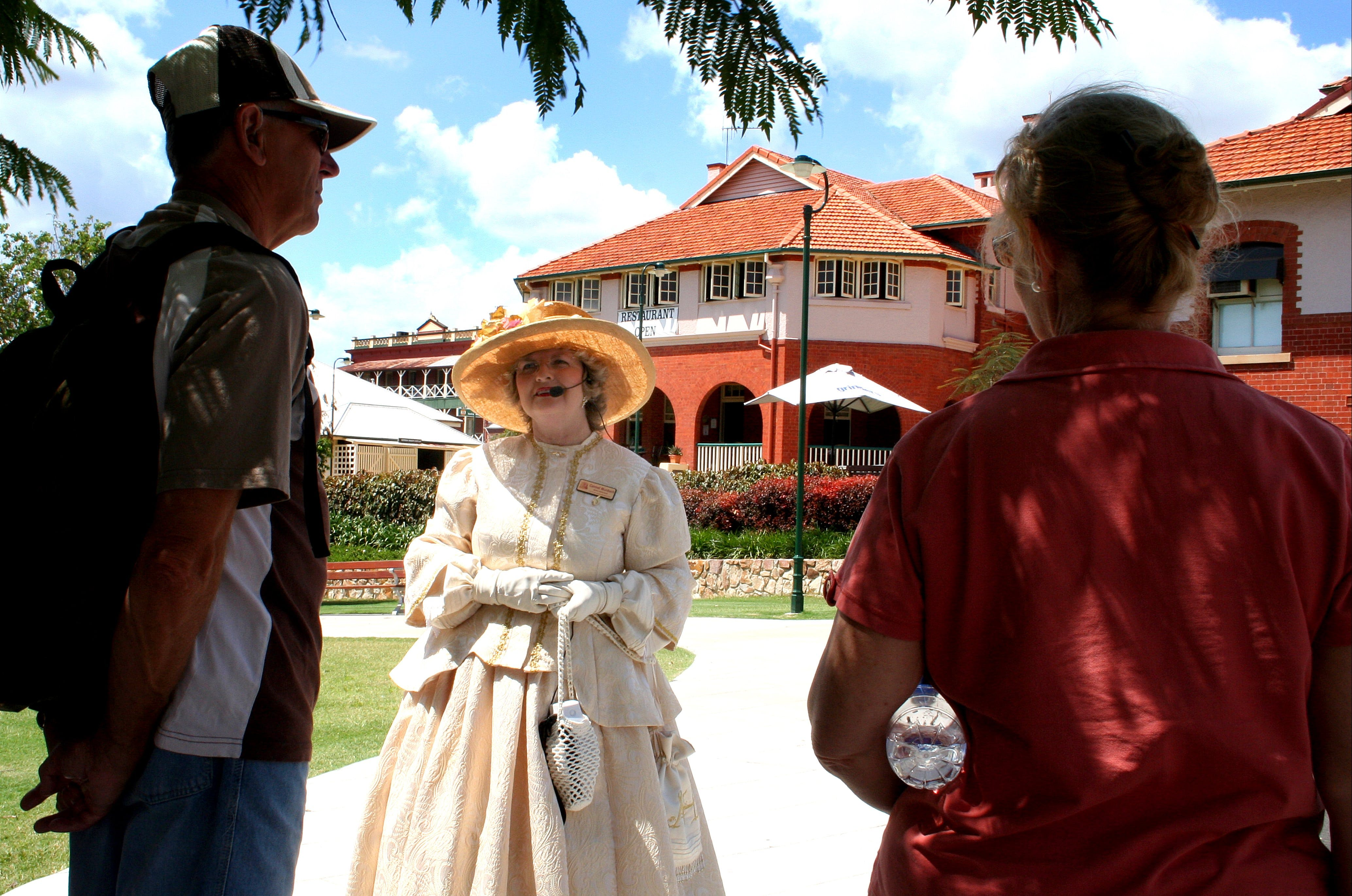 Free Guided Maryborough Heritage Walk Tour - Accommodation Mermaid Beach