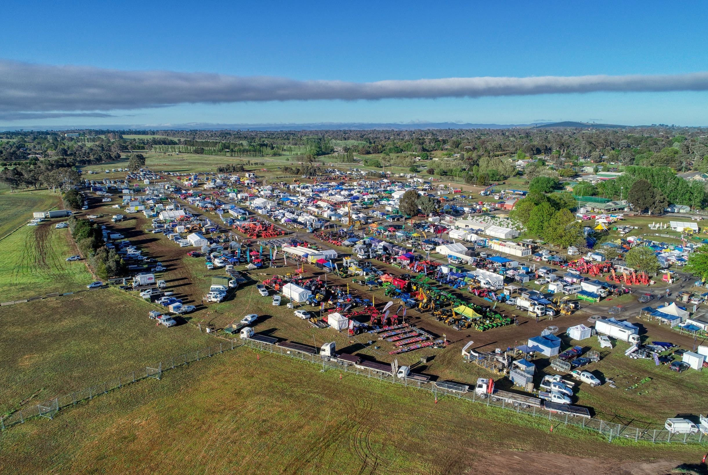 Murrumbateman Field Days - Accommodation Mermaid Beach