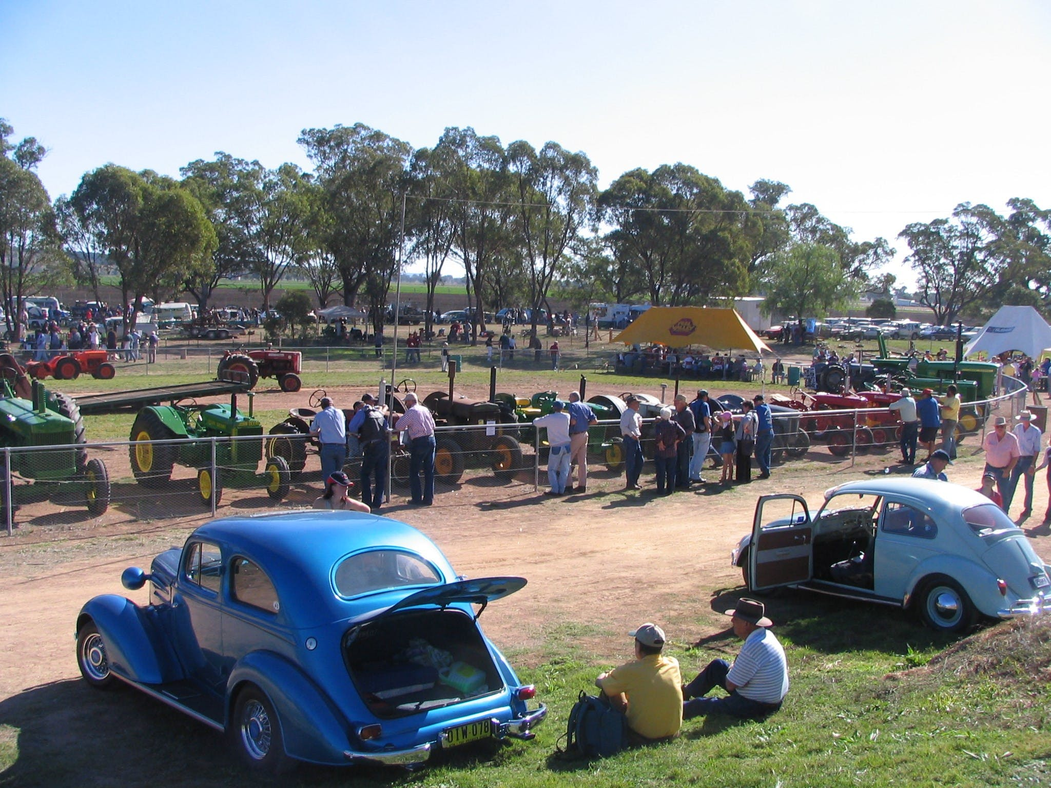 Quirindi Rural Heritage Village - Vintage Machinery and Miniature Railway Rally and Swap Meet - Accommodation Mermaid Beach