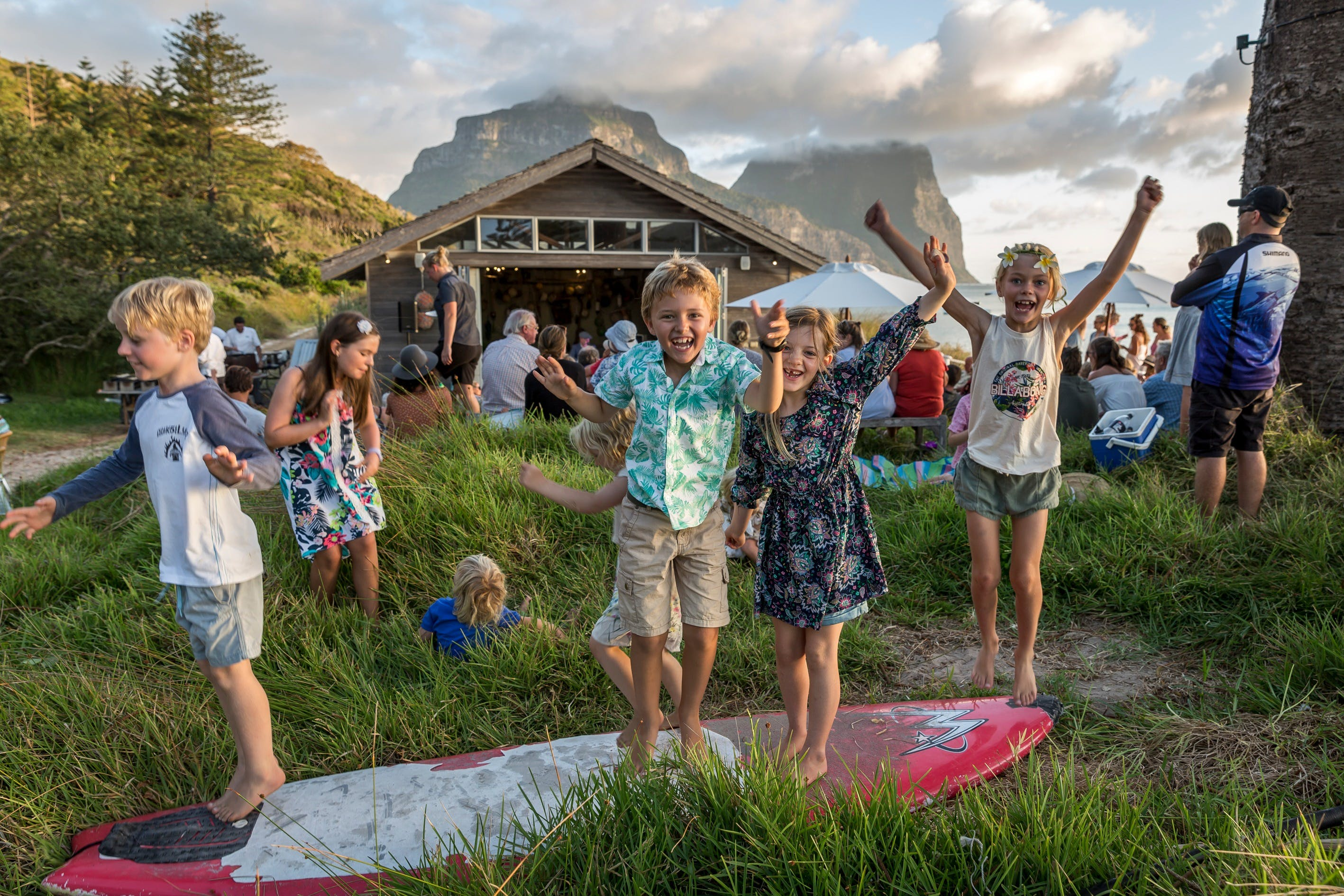 Spring Festival of Lord Howe Island - Accommodation Mermaid Beach
