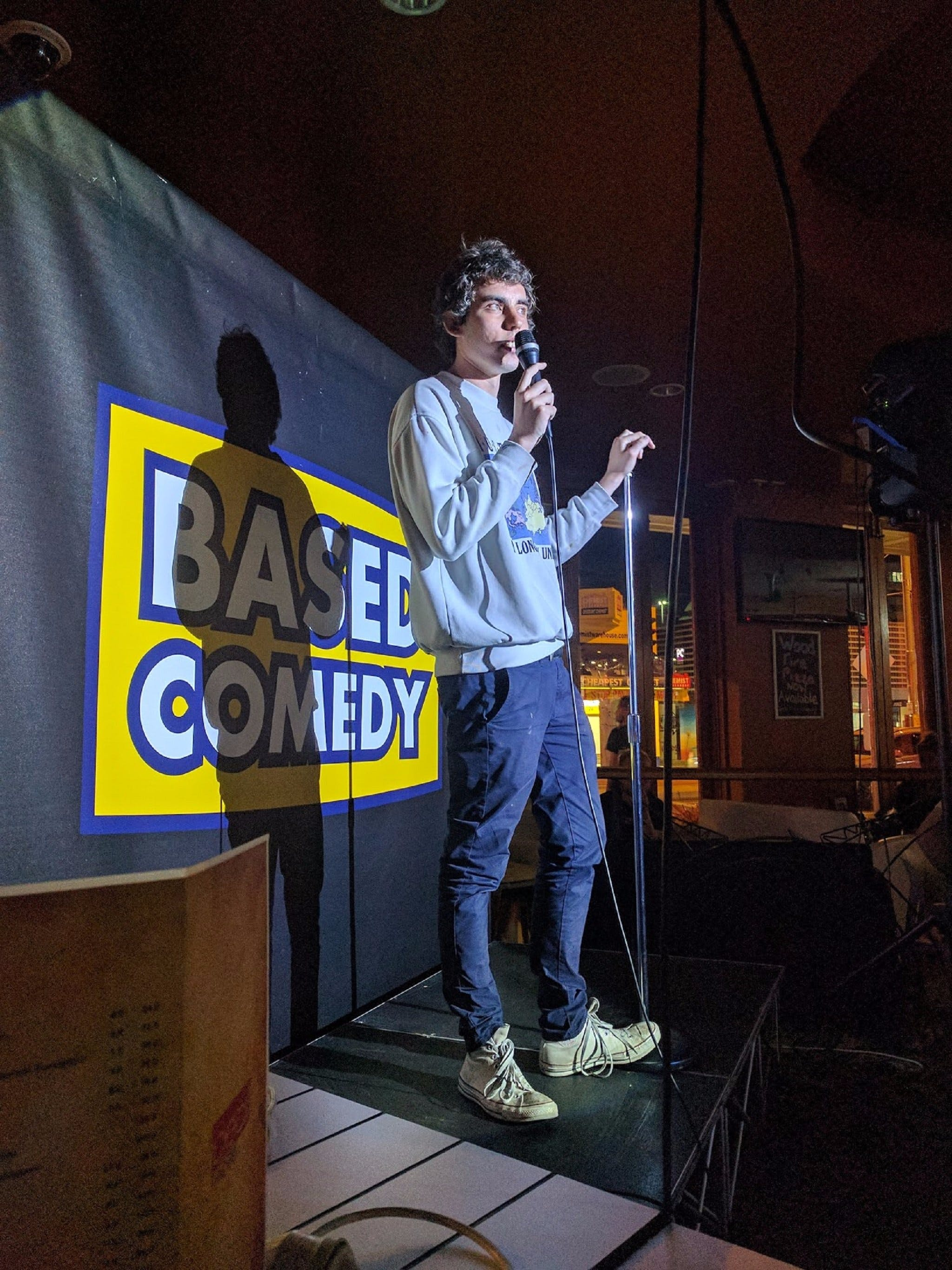 Based Comedy at the Cecil Hotel - Accommodation Mermaid Beach