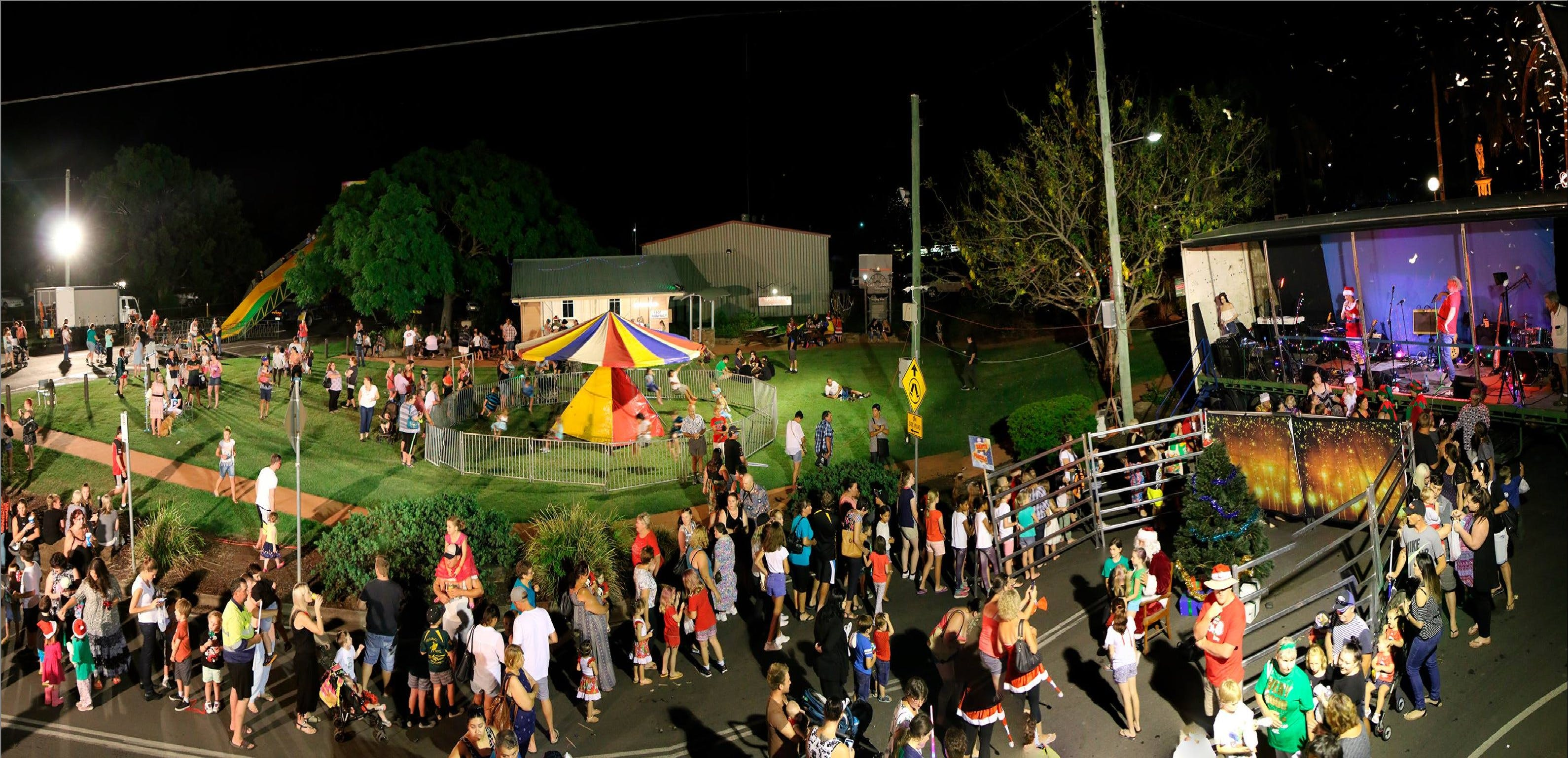 Forest Hill Christmas Festival - Accommodation Mermaid Beach