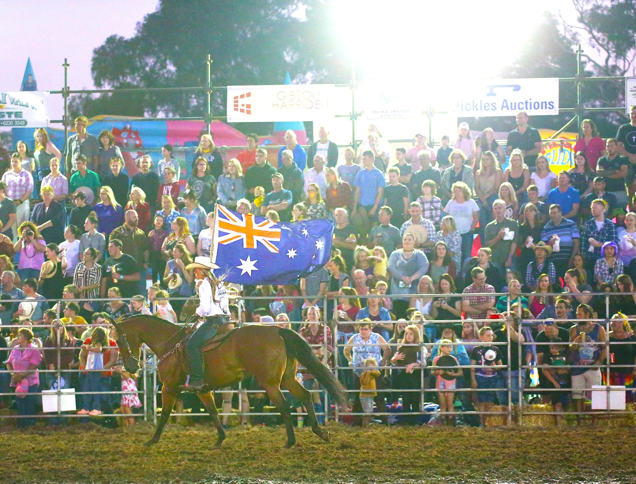 Patches Asphalt Queanbeyan Rodeo - Accommodation Mermaid Beach