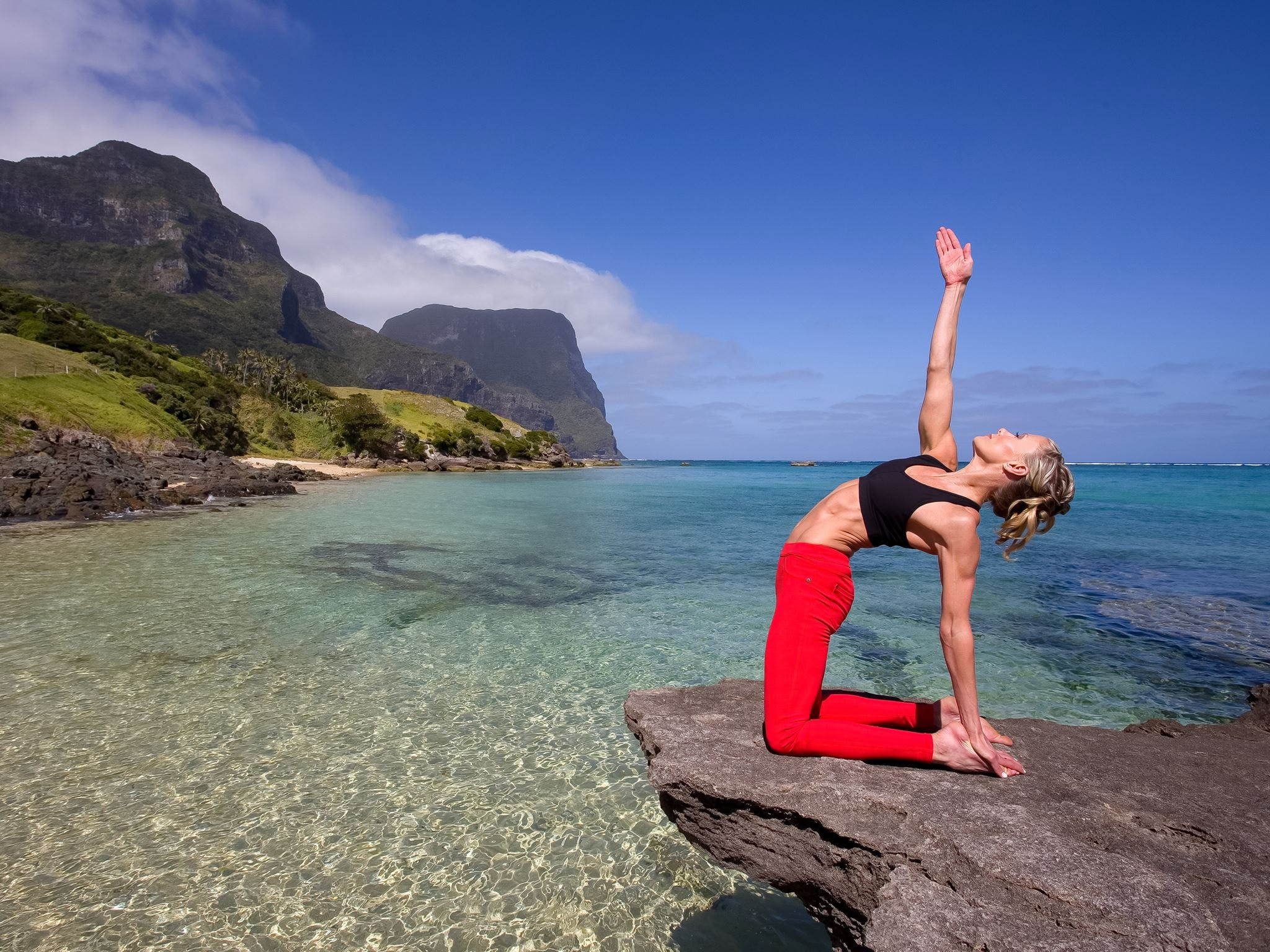 Wellness Week with Charlotte Dodson at Pinetrees Lord Howe Island - Accommodation Mermaid Beach