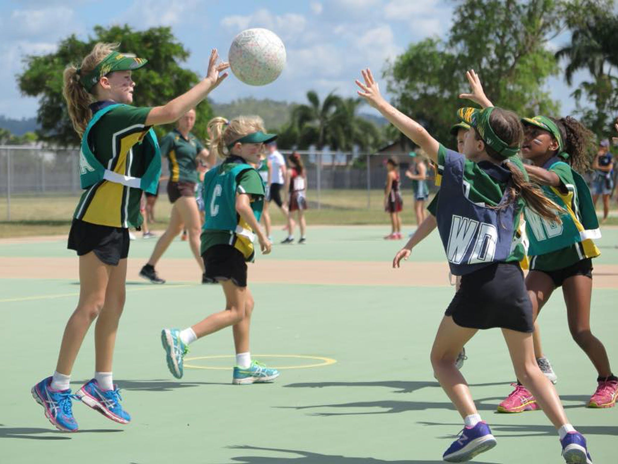 Burdekin Junior Netball Carnival - Accommodation Mermaid Beach