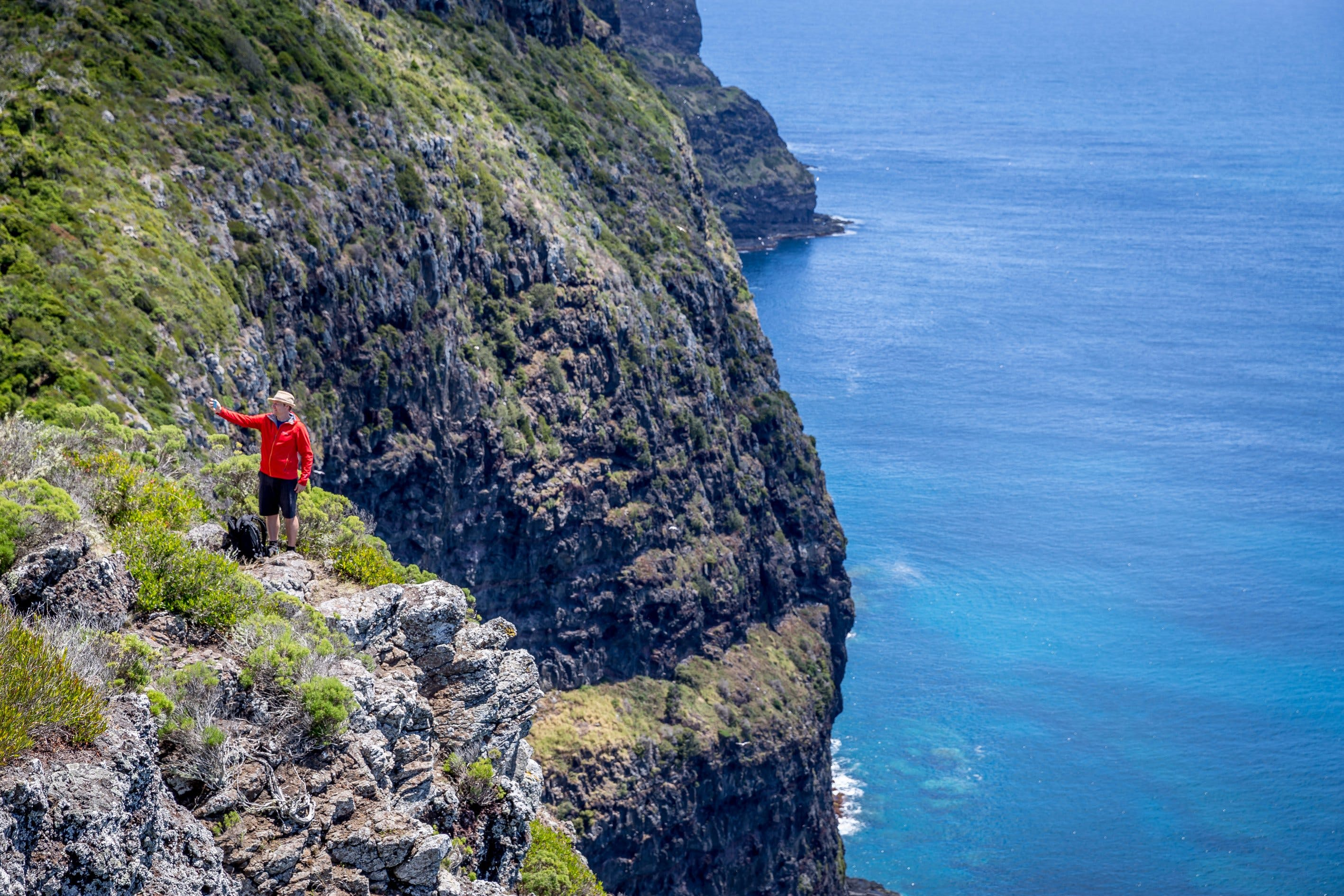 Seven Peaks Walk at Pinetrees Lord Howe Island - Accommodation Mermaid Beach