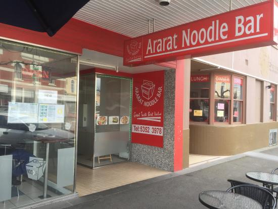 Ararat Noodle Bar - Accommodation Mermaid Beach