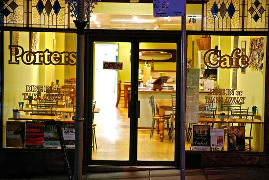 Porters Cafe - Accommodation Mermaid Beach