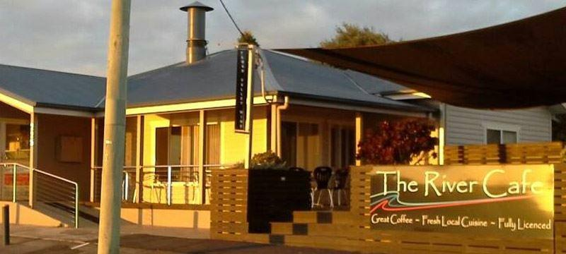 The River Cafe at Beauty Point - Accommodation Mermaid Beach