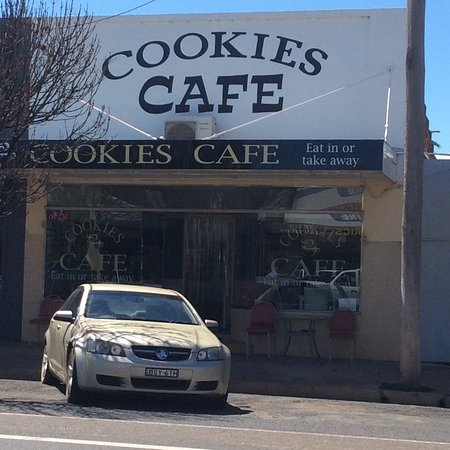 Cookies Cafe - Accommodation Mermaid Beach