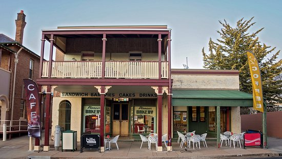 Molong Bakery cafe - Accommodation Mermaid Beach