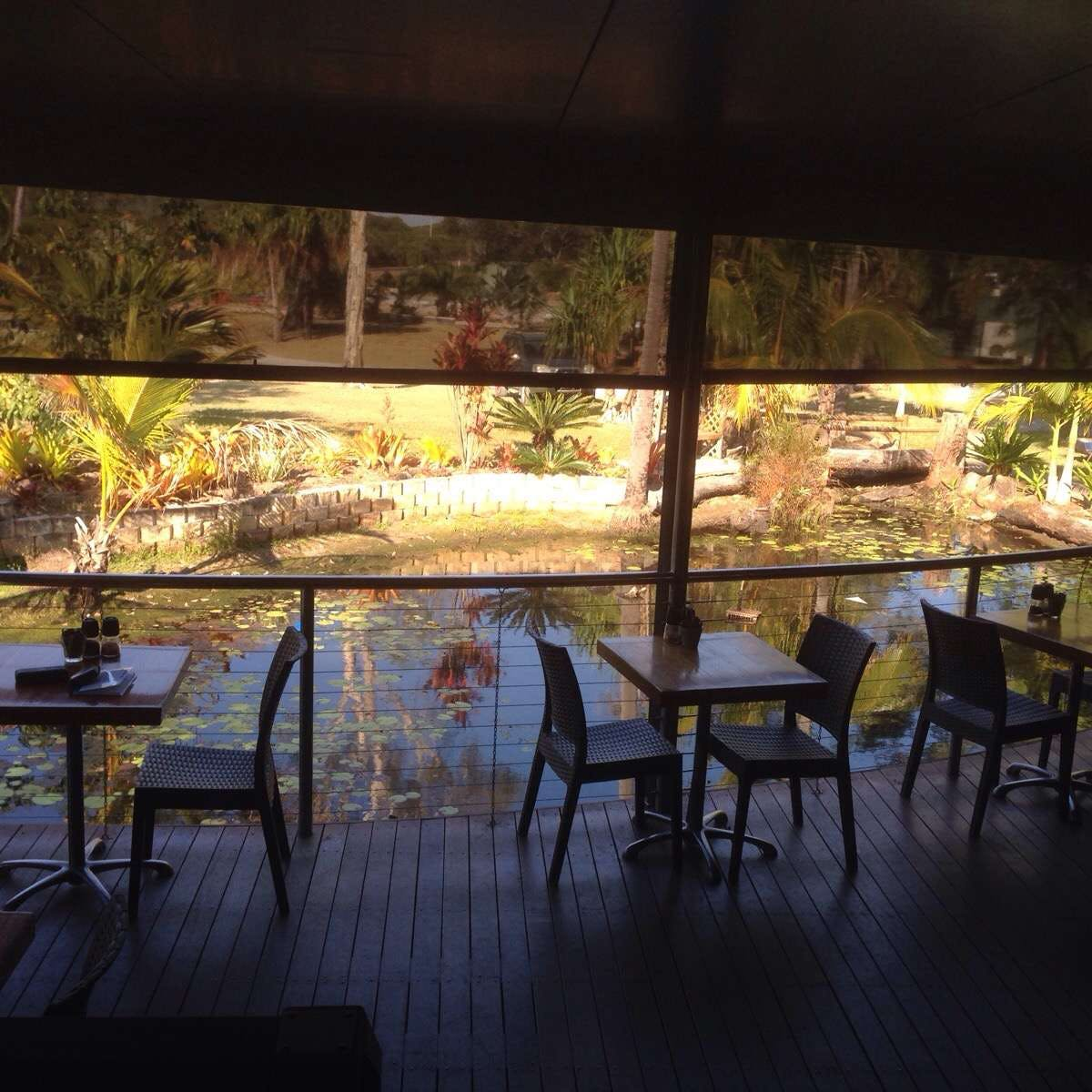 Getaway Garden Cafe - Accommodation Mermaid Beach