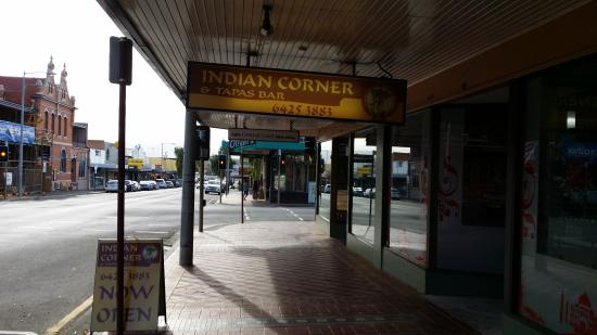 Indian Corner - Accommodation Mermaid Beach