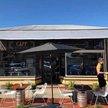 Caff on Broadway - Accommodation Mermaid Beach