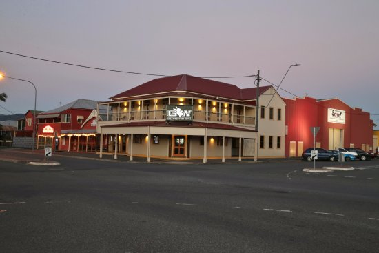 Great Western Hotel - Accommodation Mermaid Beach