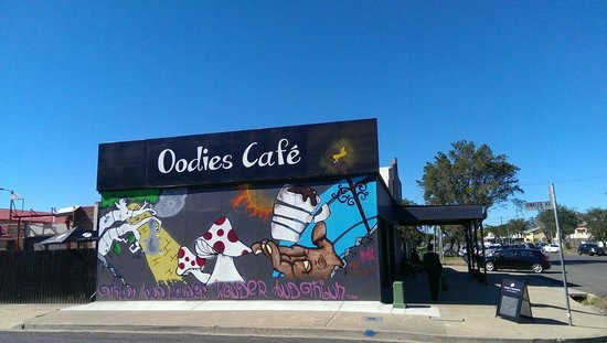 Oodies Cafe - Accommodation Mermaid Beach